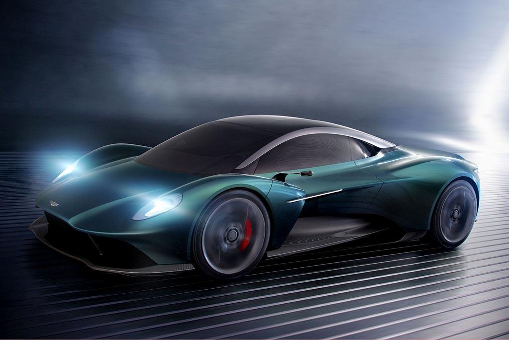 Aston Martin Vanquish Vision