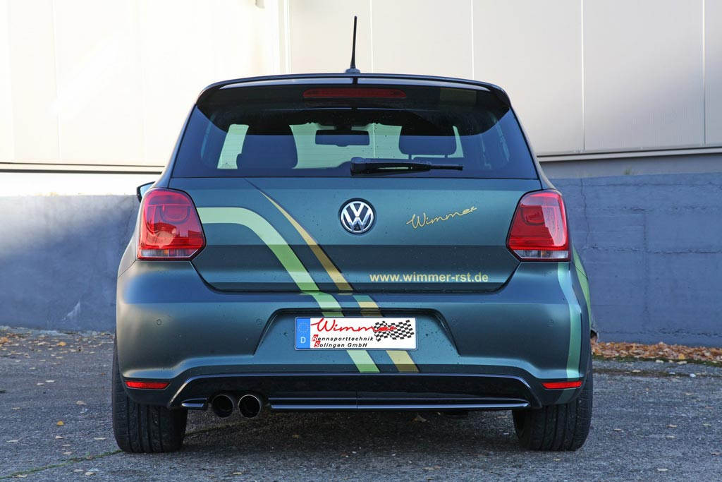 Wimmer Polo R WRC