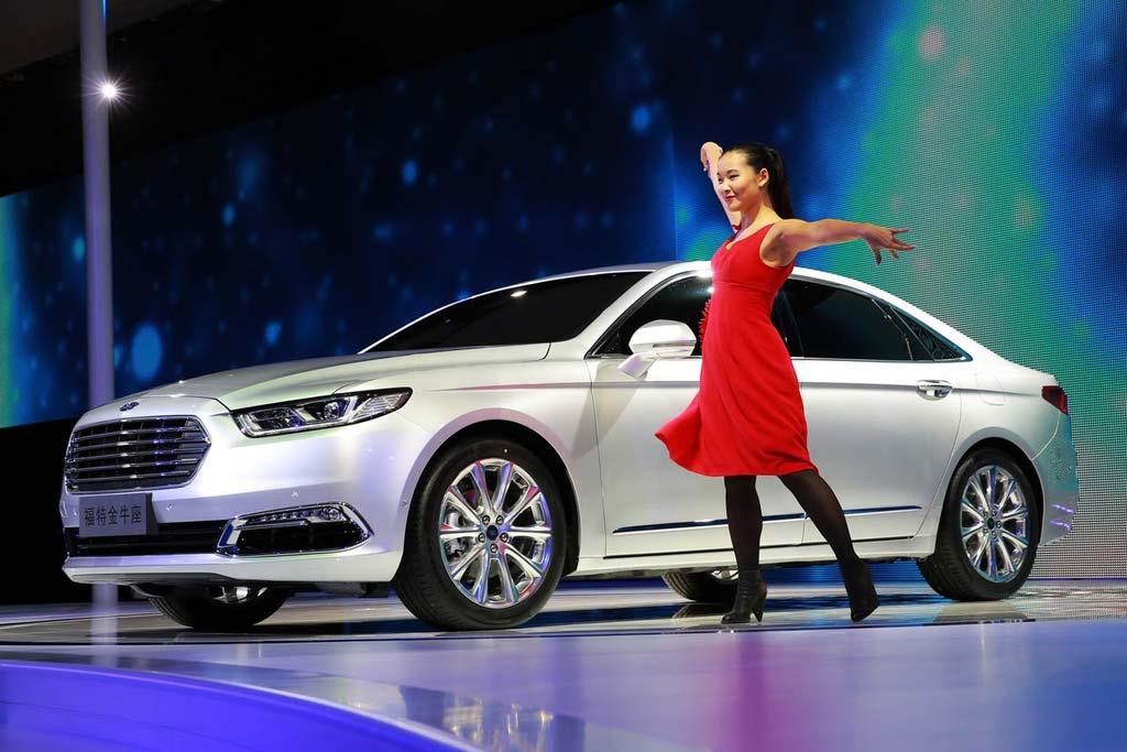 Ford на китайском рынке