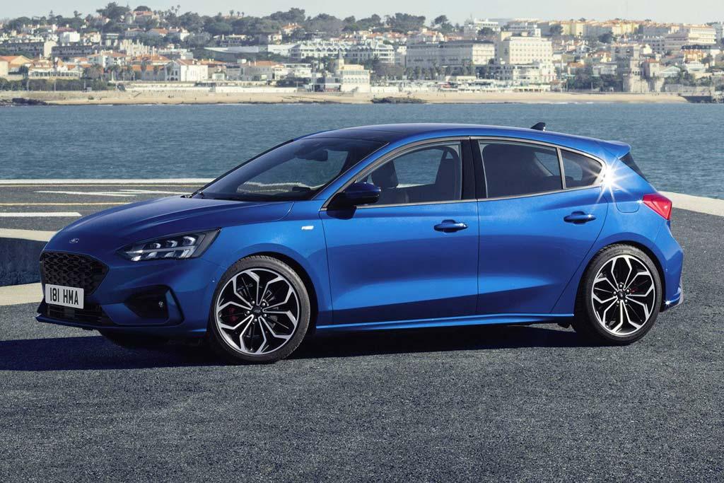 Новый Ford Focus 4