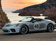 Porsche 911 Speedster Heritage