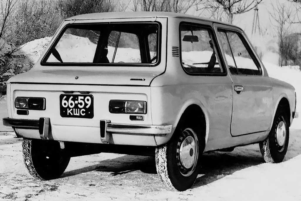 ВАЗ-Э1101 Чебурашка