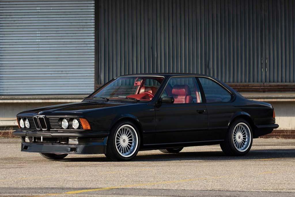 Alpina B7 Turbo Coupe