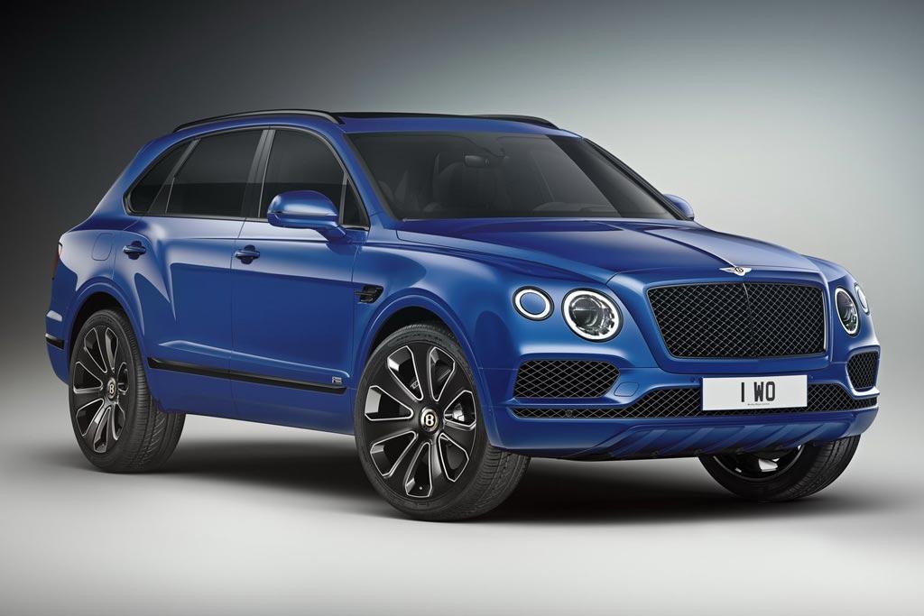 Bentley Bentayga Design Series