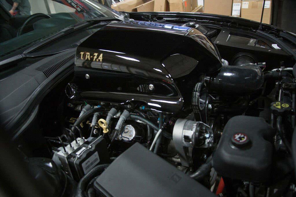 Chevrolet Camaro Bandit Trans Am