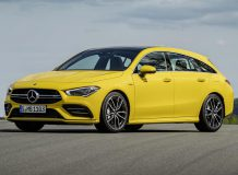 Mercedes-AMG CLA 35 Shooting Brake