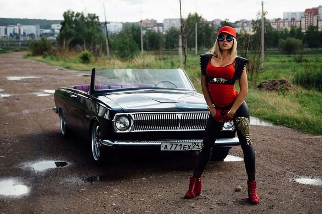 Кабриолет ГАЗ-24