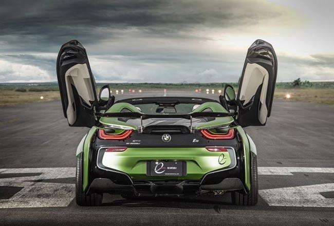 BMW i8 Roadster E.N.ARMY