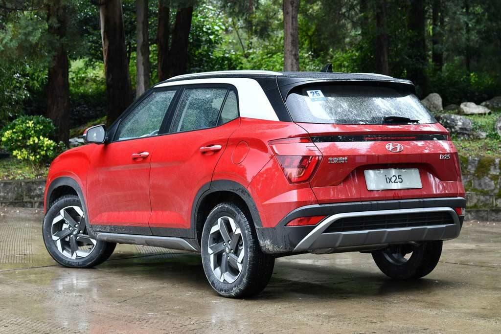 Новый Hyundai Creta 2021 для России получит оригинальный дизайн