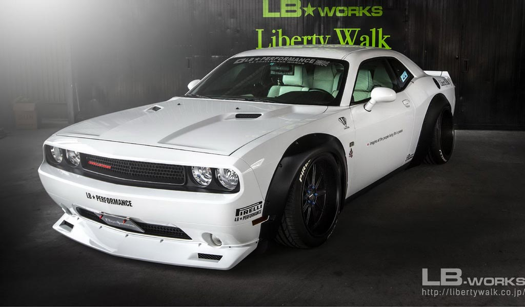 Liberty Walk Challenger