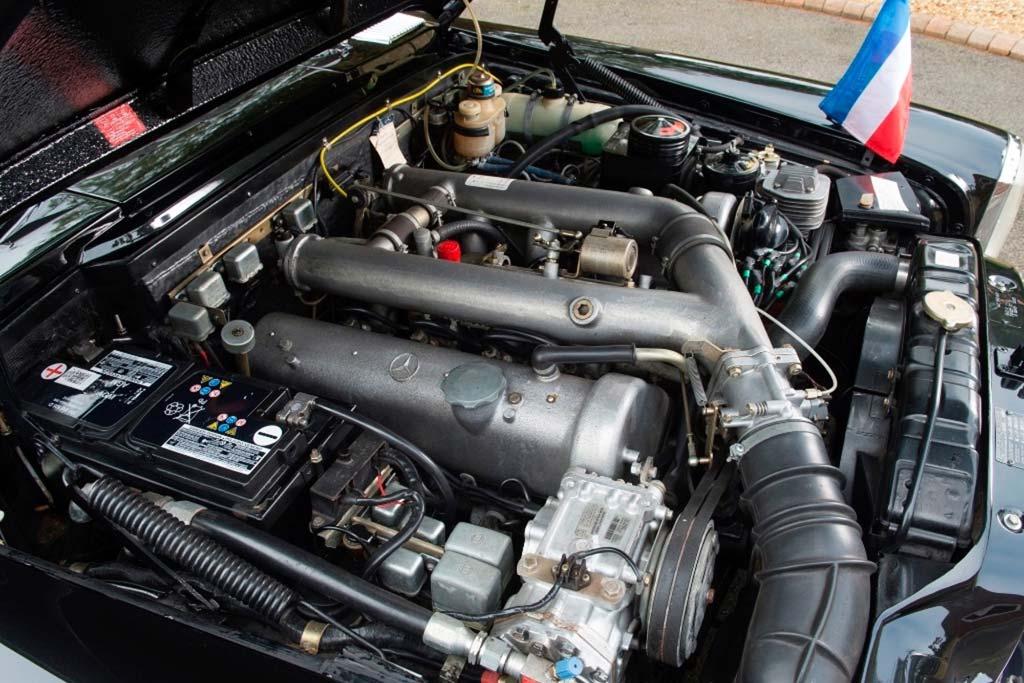 Mercedes 600 Pullman Landaulet