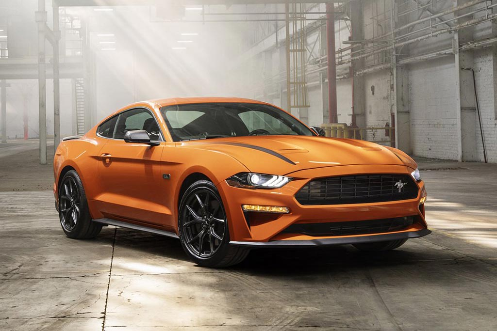 Ford Mustang 2.3L High Performance