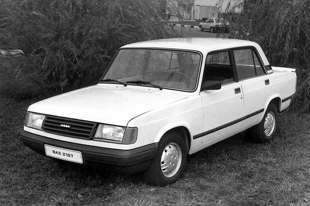 Возможный вариант ВАЗ-2107