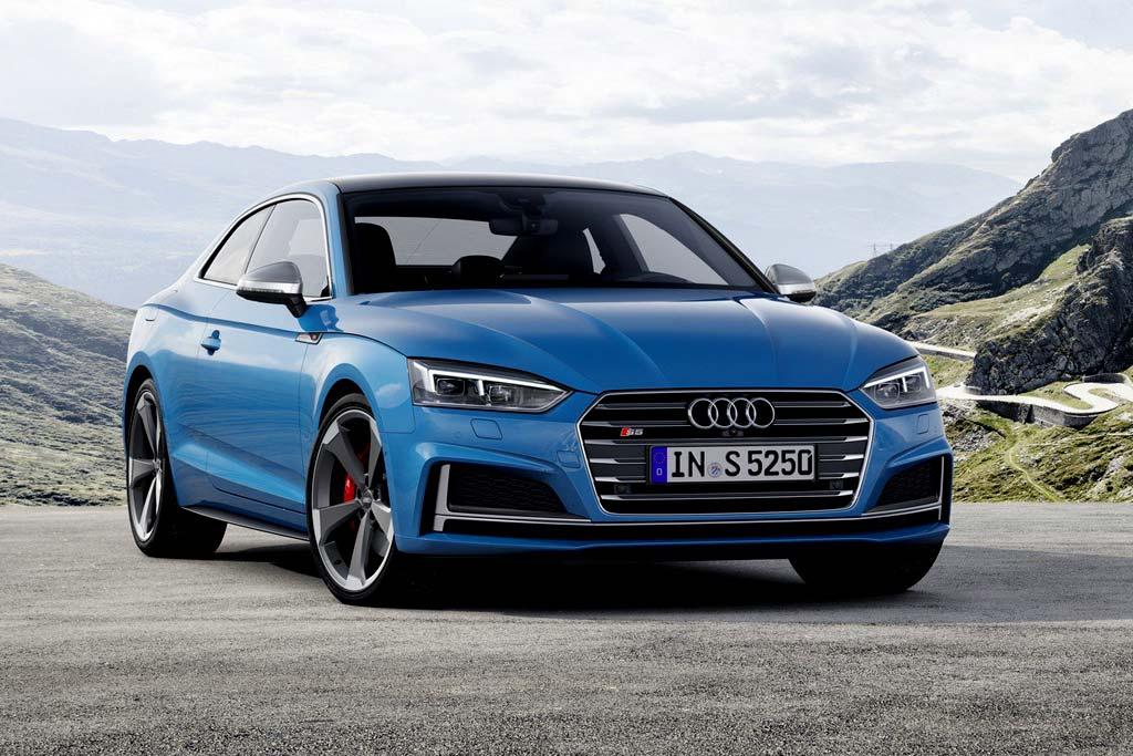 Audi S5 Coupe TDI