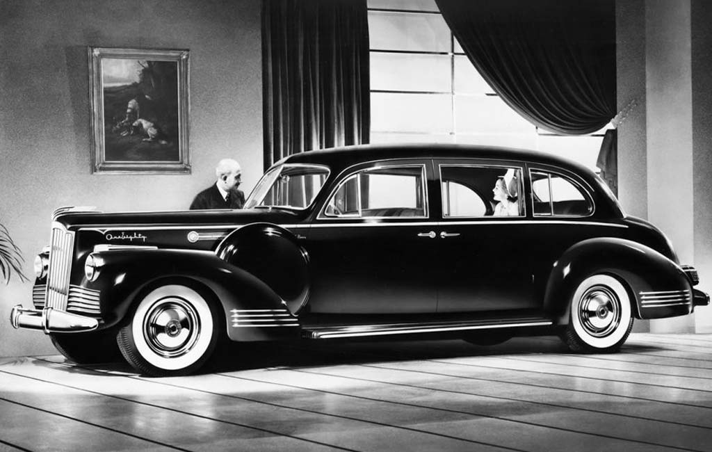 Packard 180 Touring Sedan