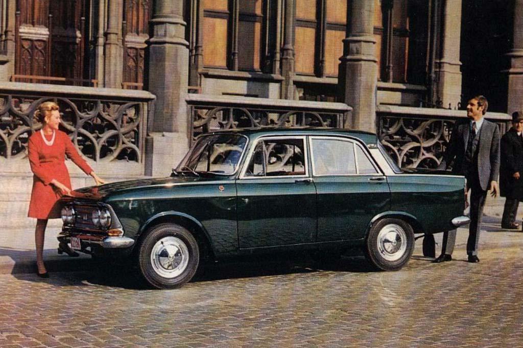 Scaldia 1400 Diesel