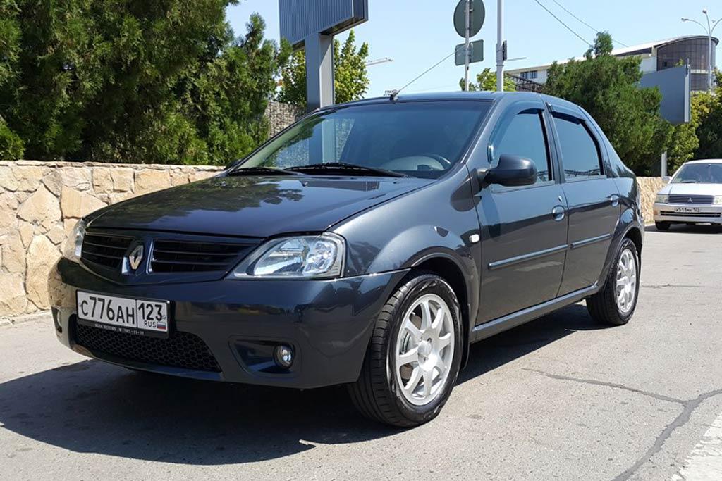 Renault Logan 1