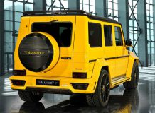 Mansory G-Class Gronos
