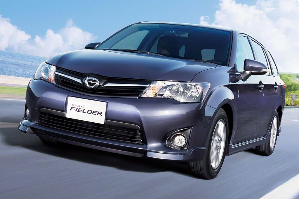 Логотип Toyota Corolla Fielder