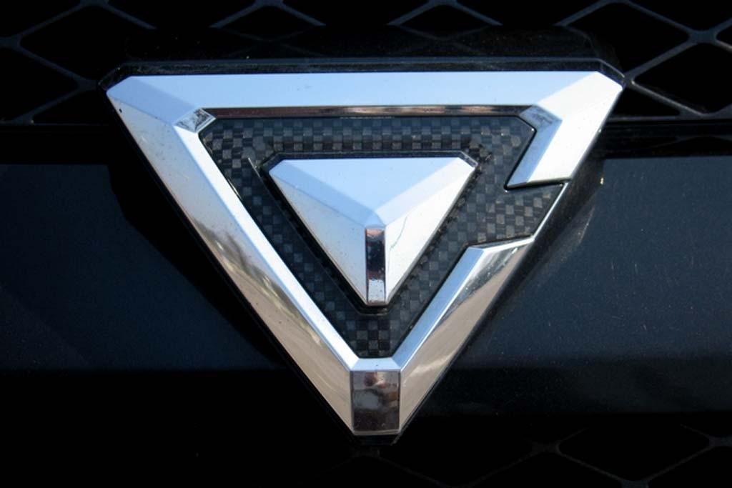 Логотип Toyota Caldina