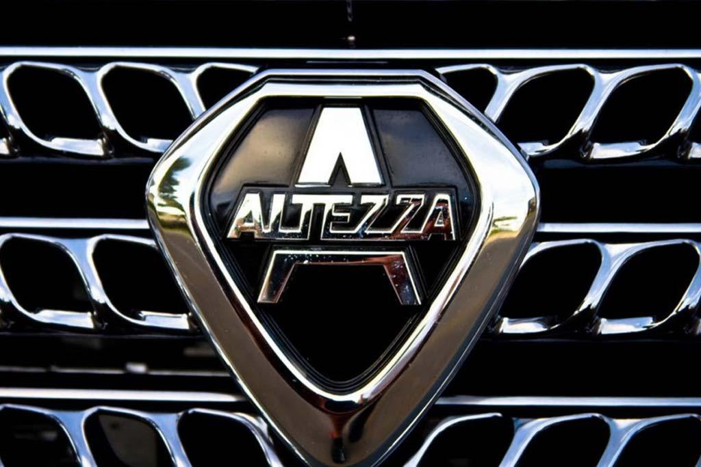 Логотип Toyota Altezza