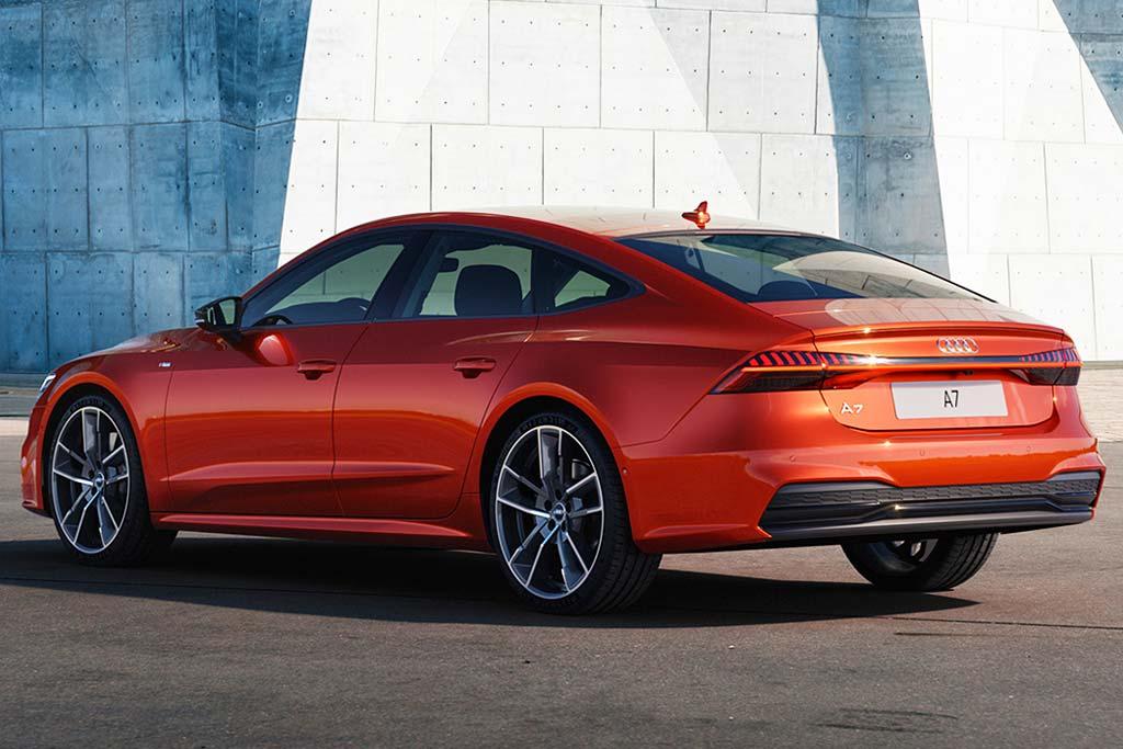 Audi A7 Exlusive Edition