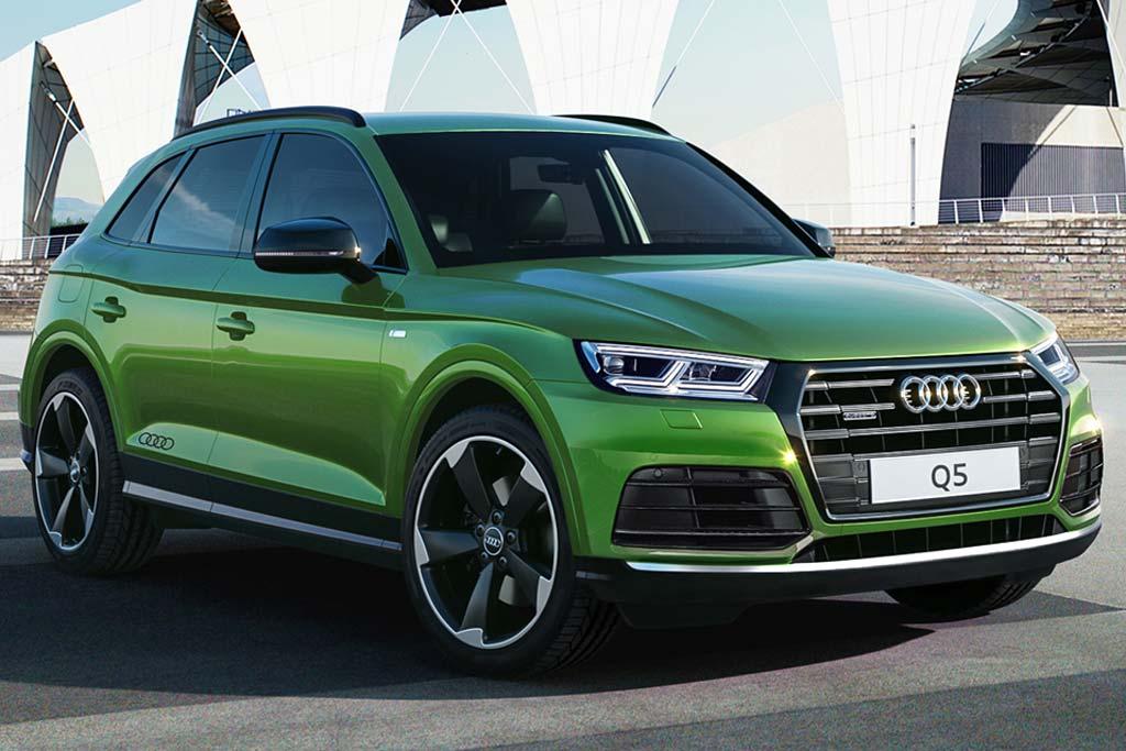 Audi Q5 Exlusive Edition