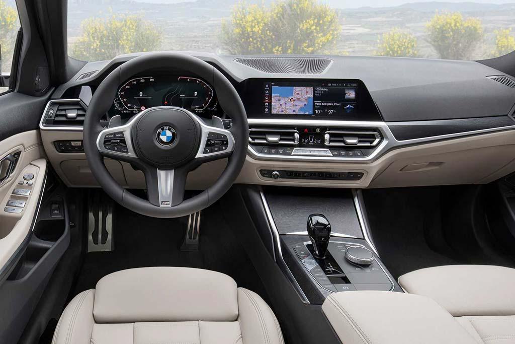 BMW 3-Series Touring (G21)