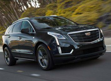 Cadillac XT5 Sport