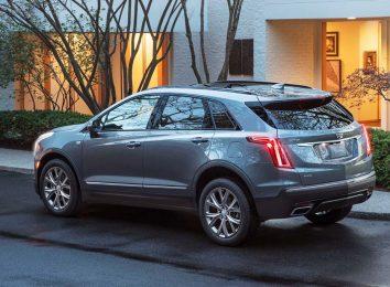Cadillac XT5 [year]