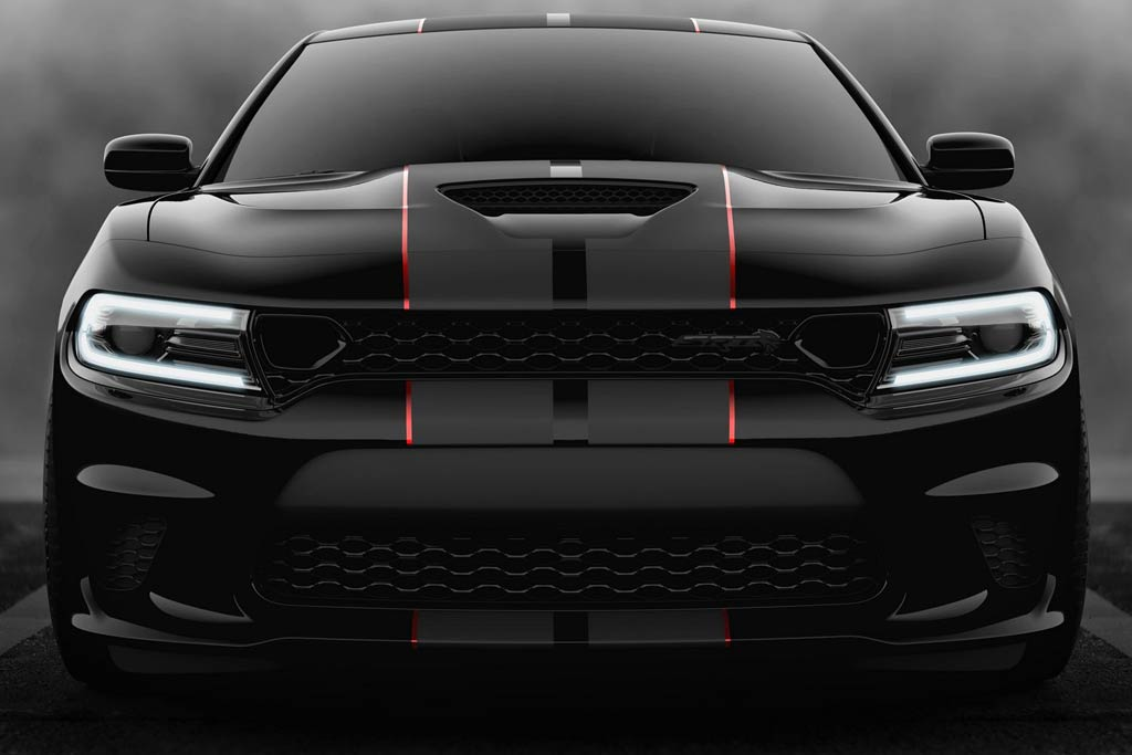Dodge Charger SRT Octane Edition