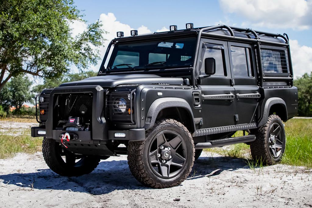 Land Rover Defender Project Neo