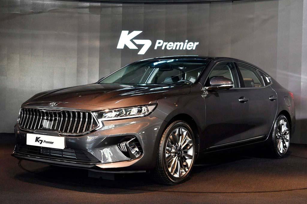 KIA K7 Premier 2020: глубокий рестайлинг седана