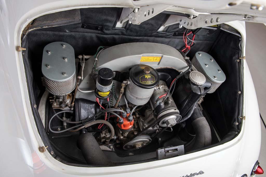 Porsche 356 Limousine