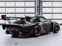 Porsche 935 Carbon Fiber