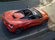Corvette C8 Convertible