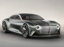 Bentley EXP 100 GT