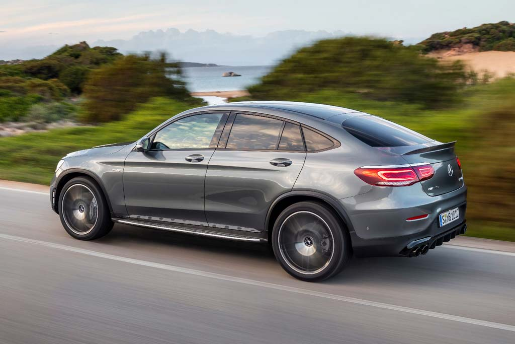 Mercedes-AMG GLC 43 Coupe