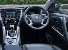 Mitsubishi Pajero Sport [year]