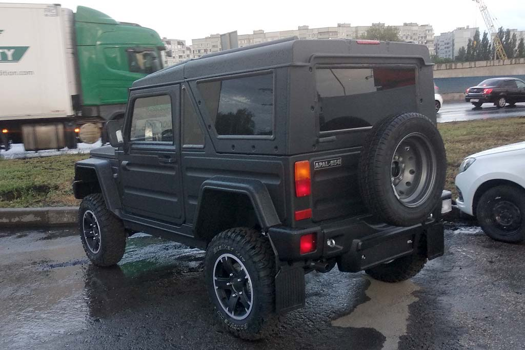 Апал-21541 Сталкер