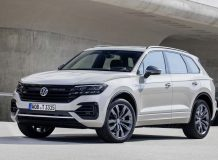 VW Touareg One Million