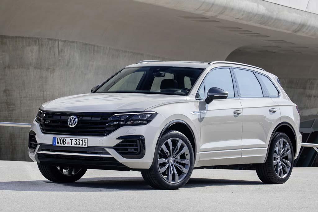 VW Touareg One Million