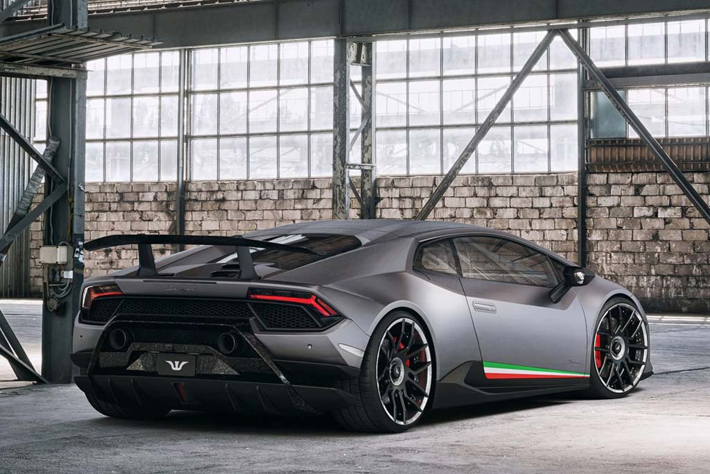 Wheelsandmore Huracan Performante