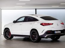Mercedes-AMG GLE 53 Coupe 2020