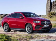 Mercedes GLE Coupe 2020