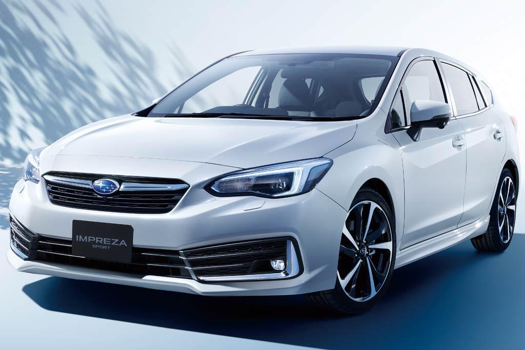 Subaru Impreza 2020