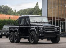 Kahn Flying Huntsman 6х6