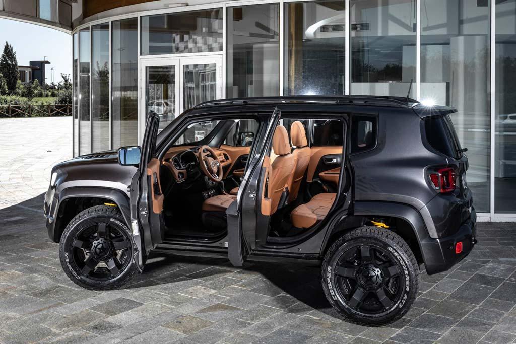Jeep Renegade Militem Hero
