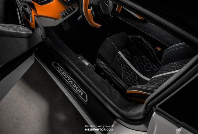 Neidfaktor Aventador