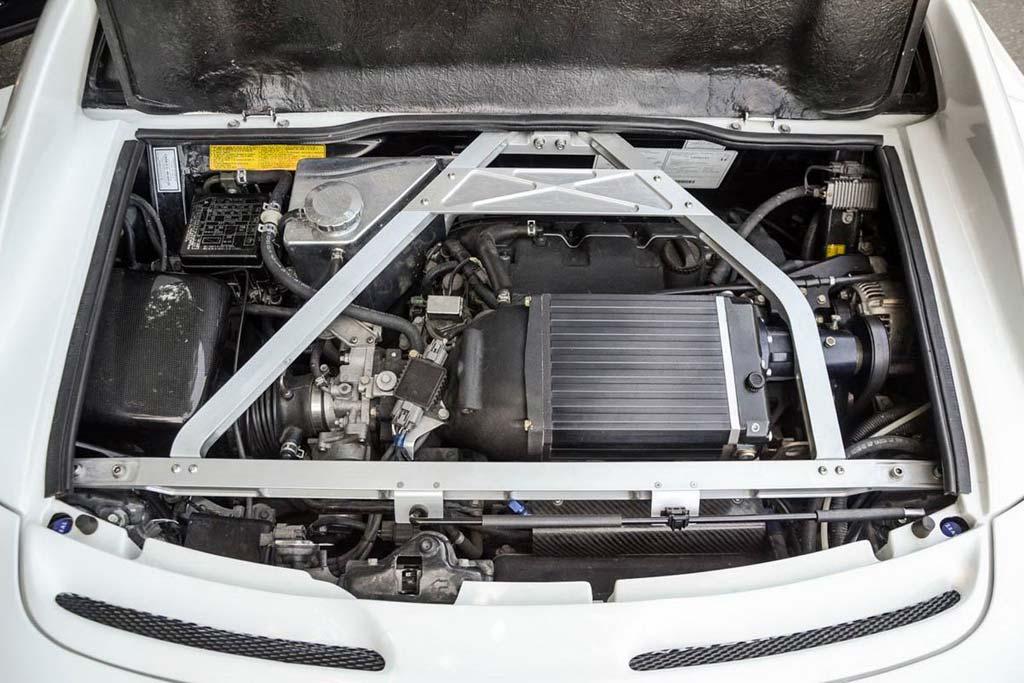 Acura NSX Widebody